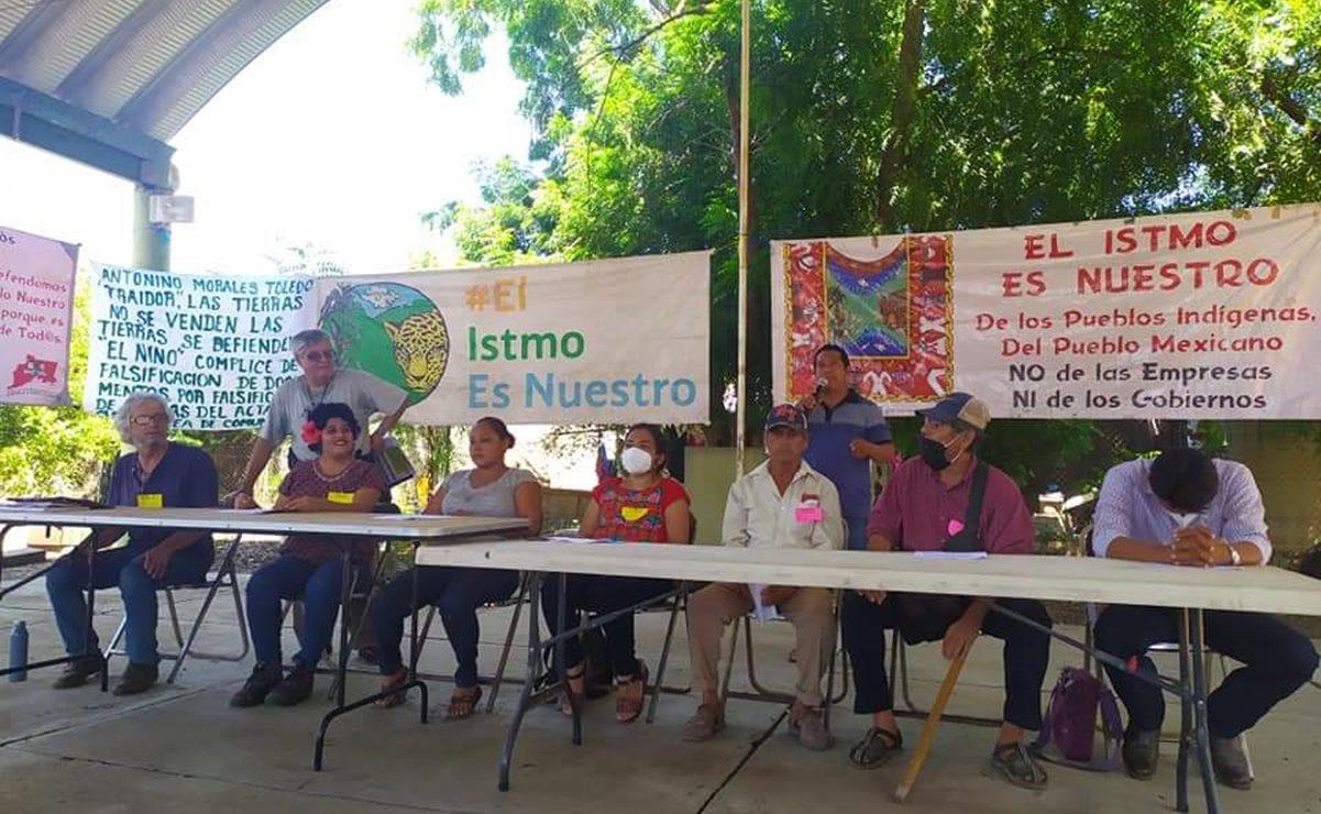 """""""El Istmo es Nuestro"""": Denuncian uso de consultas indígenas como instrumento para despojo de territorios"""