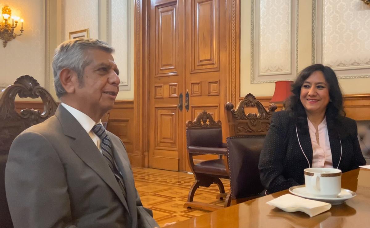 AMLO sustituye a Irma Eréndira Sandoval por Roberto Salcedo Aquino en la SFP