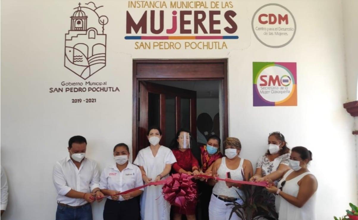 Asigna Federación 27 mdp para financiar acciones de 134 Instancias Municipales de las Mujeres en Oaxaca