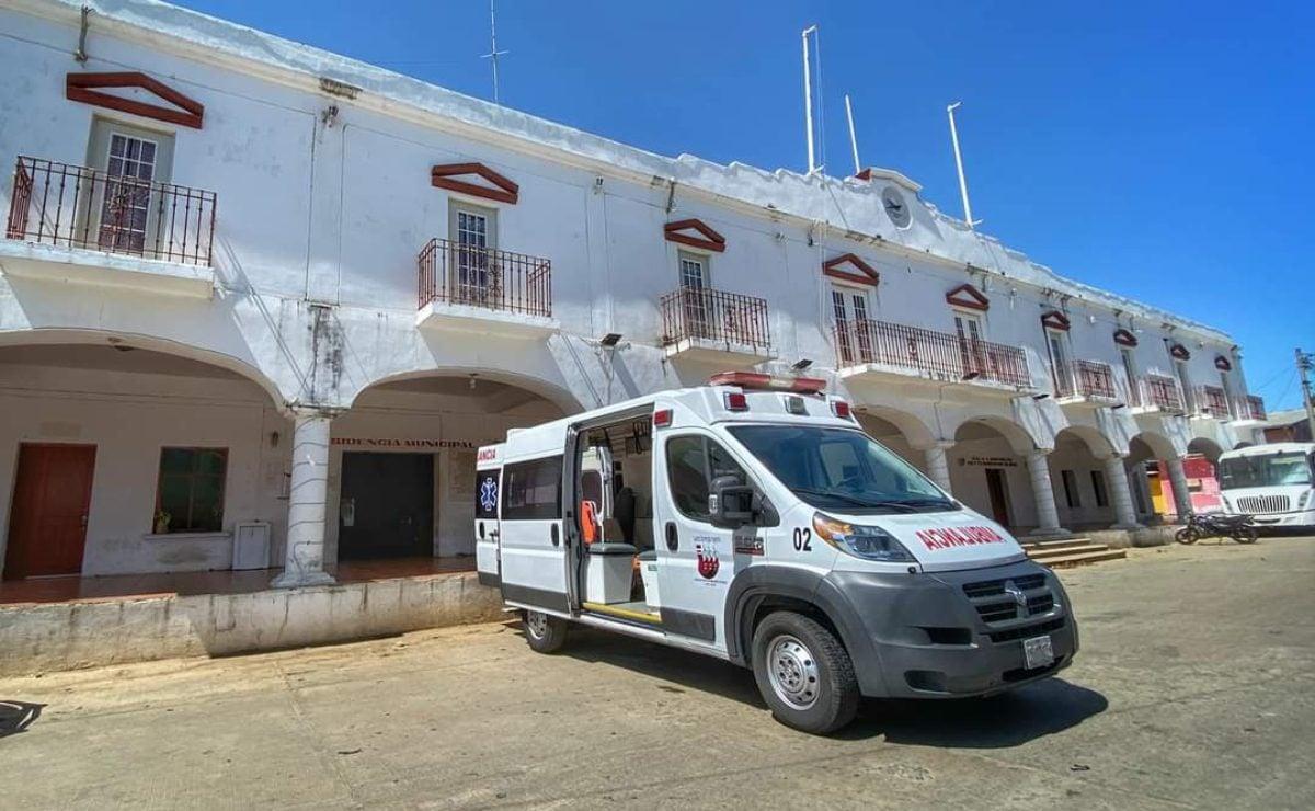 Santo Domingo Ingenio, en el Istmo de Oaxaca, entra en semáforo rojo por aumento de casos de Covid-19