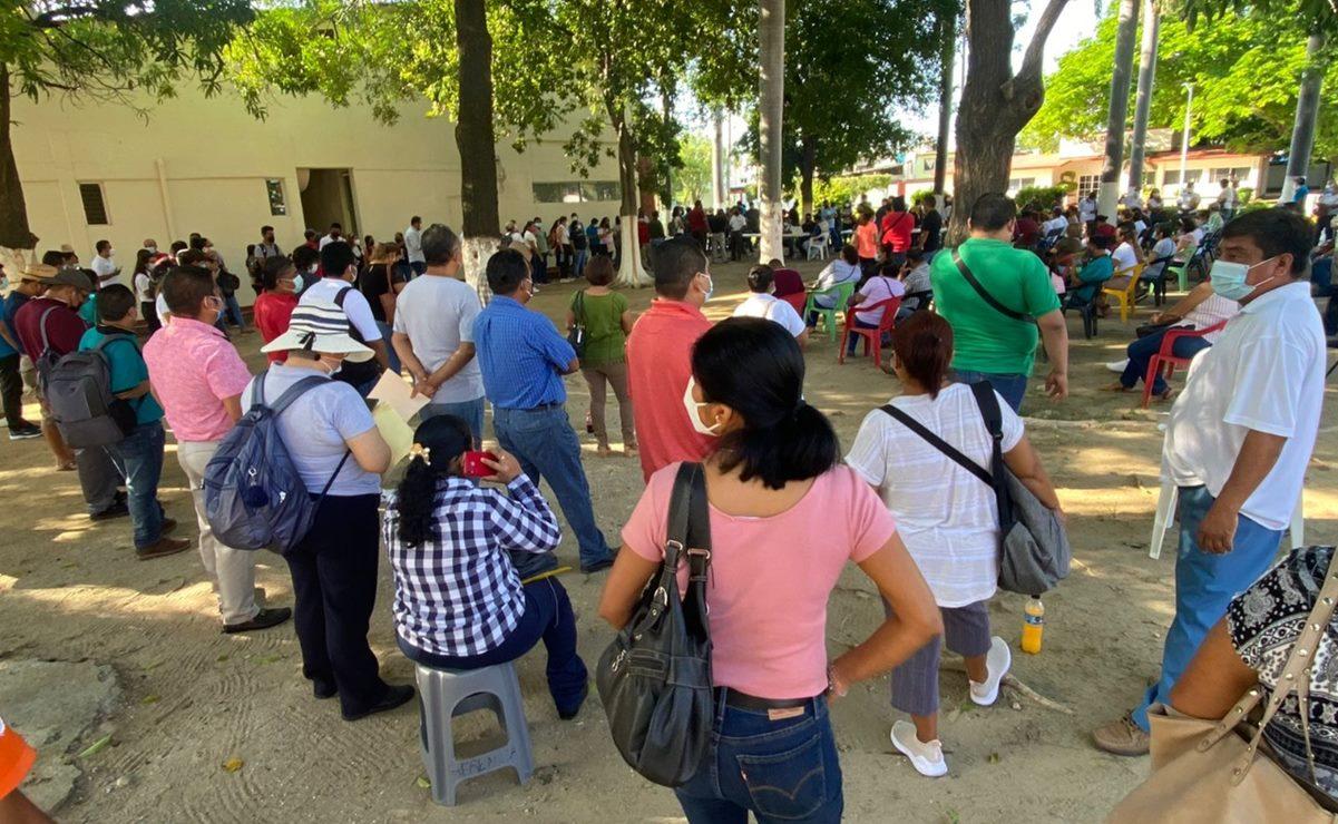 Detectan nuevo repunte de Covid-19 en Istmo, Oaxaca; autoridades sanitarias llaman a reforzar medidas