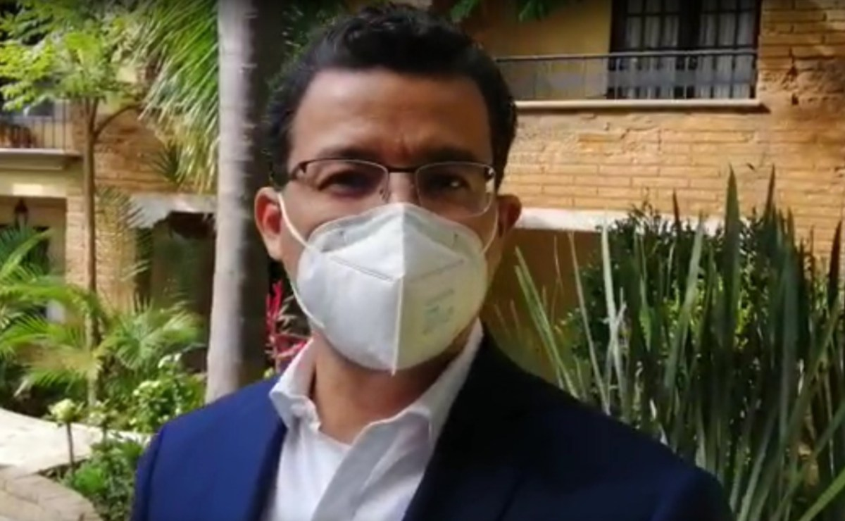 Señalamientos en su contra por obstrucción a la justicia competen a fiscalía de Oaxaca, dice Vasconcelos