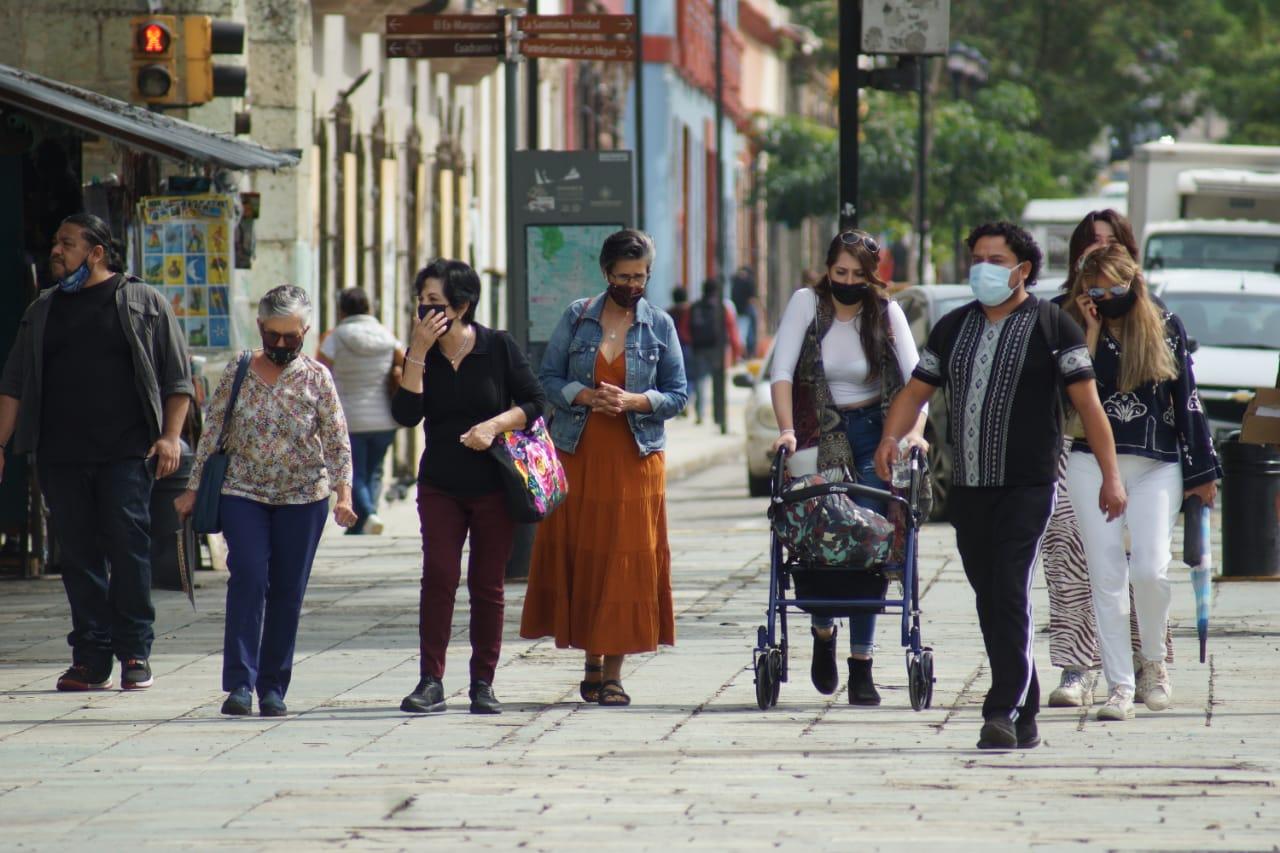 Oaxaca alcanza 3 mil 919 muertes a causa de Covid-19; ocupación hospitalaria está al 21.6%