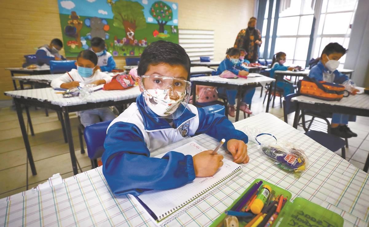 Publica SEP Calendario Escolar 2021-2022 oficial