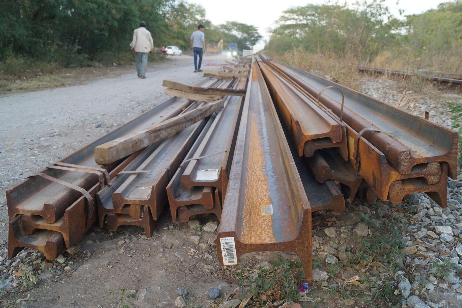 Tren Transístmico negocia con Hacienda expansión de 2 brazos al sureste, para conectar proyectos de la 4T