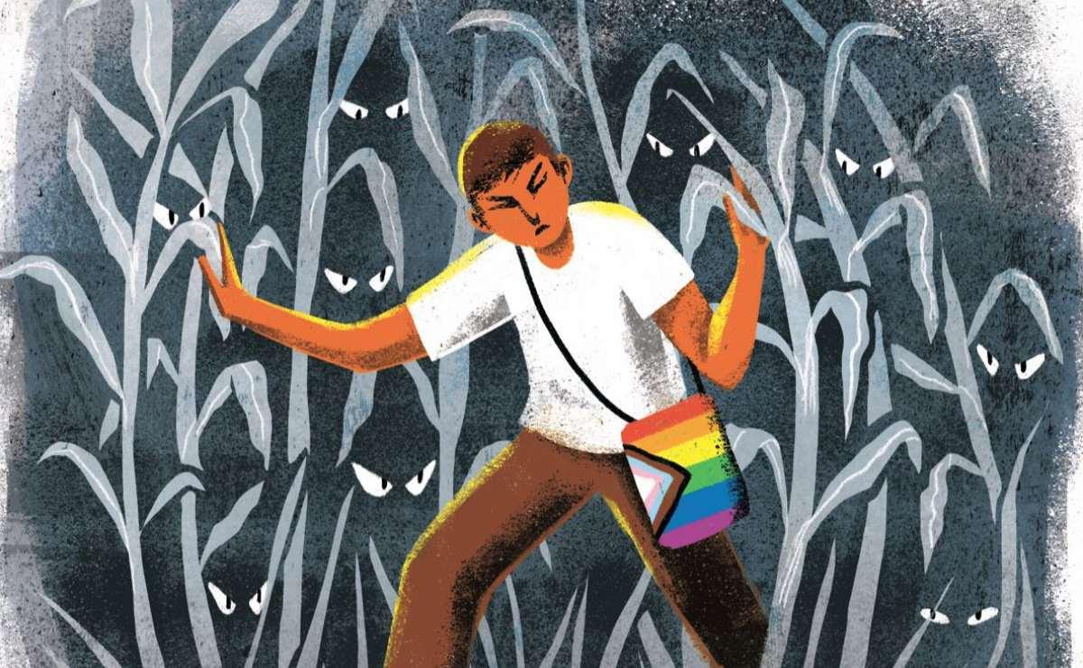 Ser gay en una comunidad indígena: En Oaxaca, discriminación se enfrenta desde casa