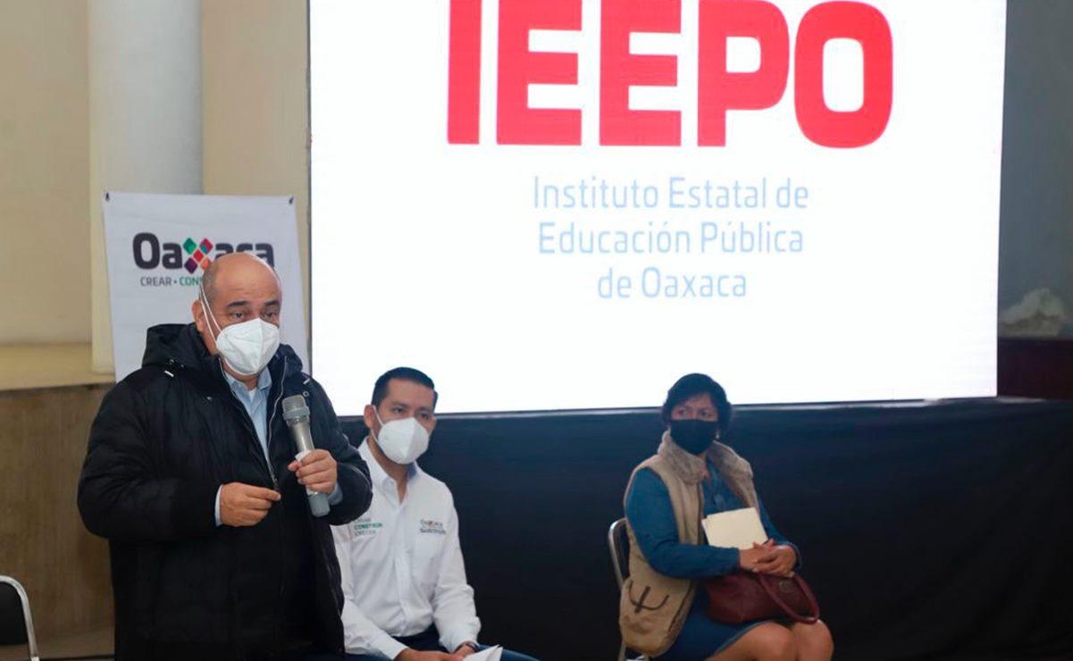 Arrancan recorridos por comunidades de Oaxaca para consensar posible retorno a clases