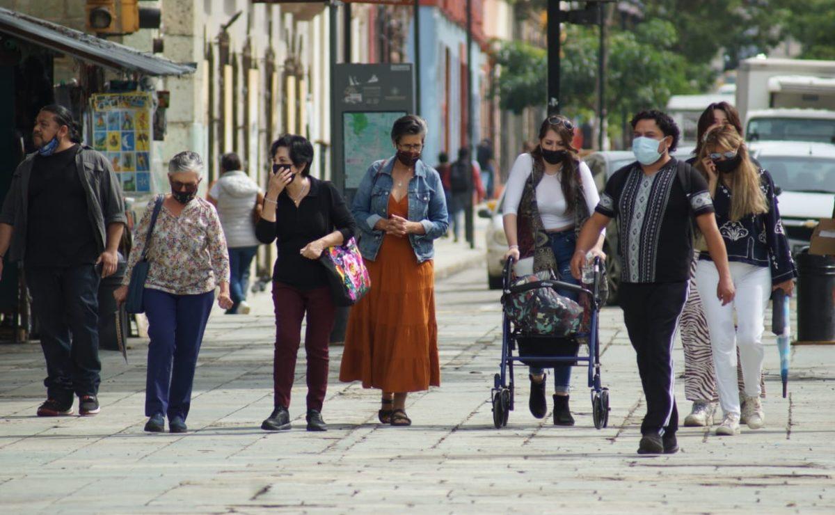Circulan en Oaxaca 10 variantes del virus del Covid-19, incluida la Británica, que es más contagiosa