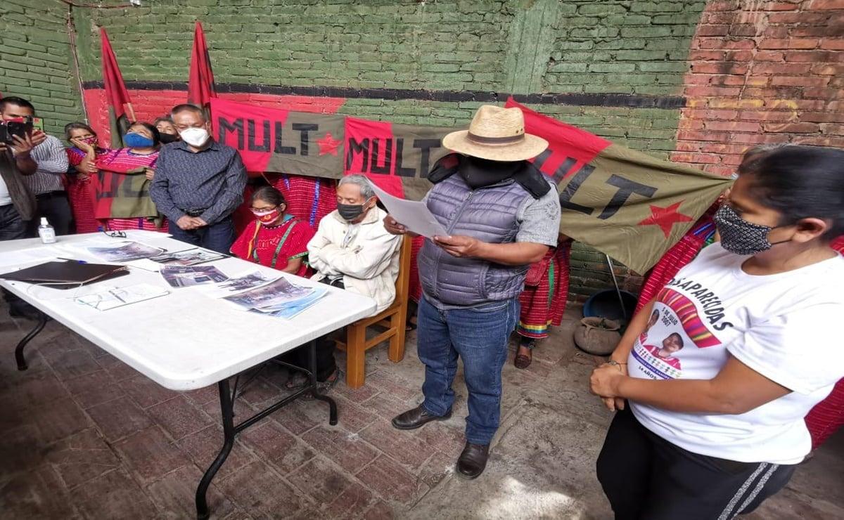 Universidad Comunal de Oaxaca condena asesinato de dos profesores triquis, militantes del MULT