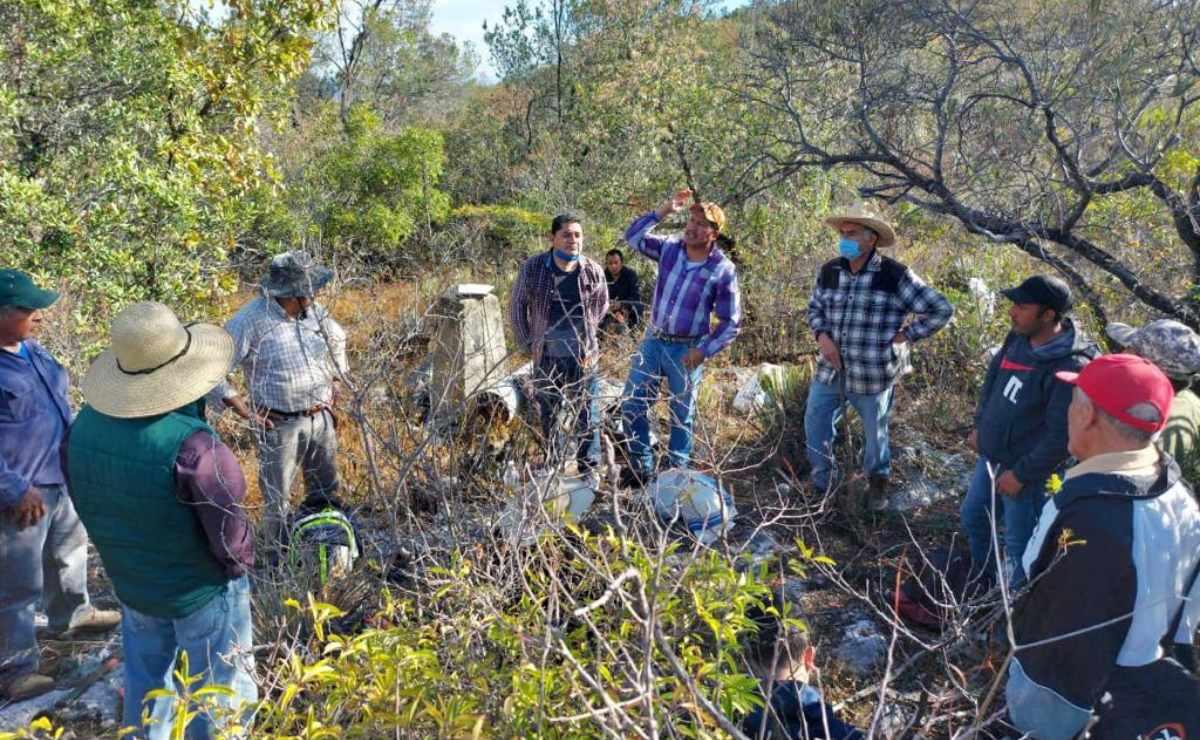 Junta de Conciliación Agraria: evitar que estalle la violencia en más de 300 disputas por tierra en Oaxaca