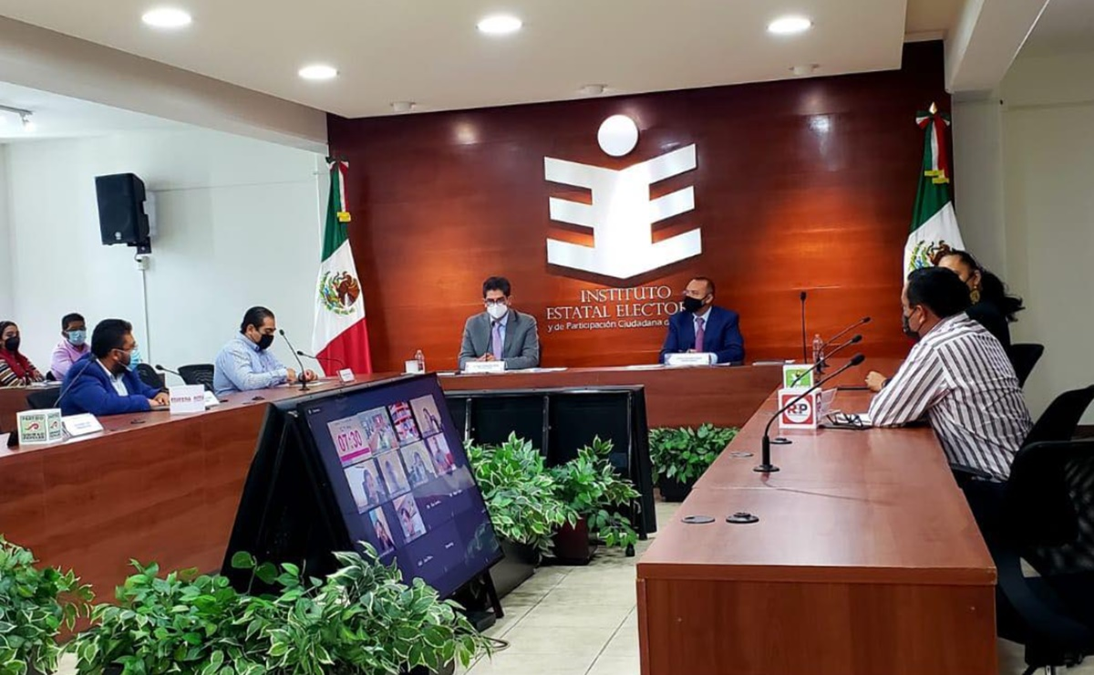 IEEPCO rechaza terminación anticipada del mandato de autoridades de Santa Catarina Mechoacán