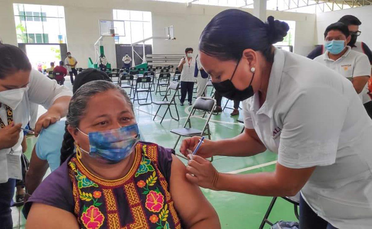 El Espinal, municipio del Istmo de Oaxaca, regresa a semáforo naranja ante aumento de Covid-19