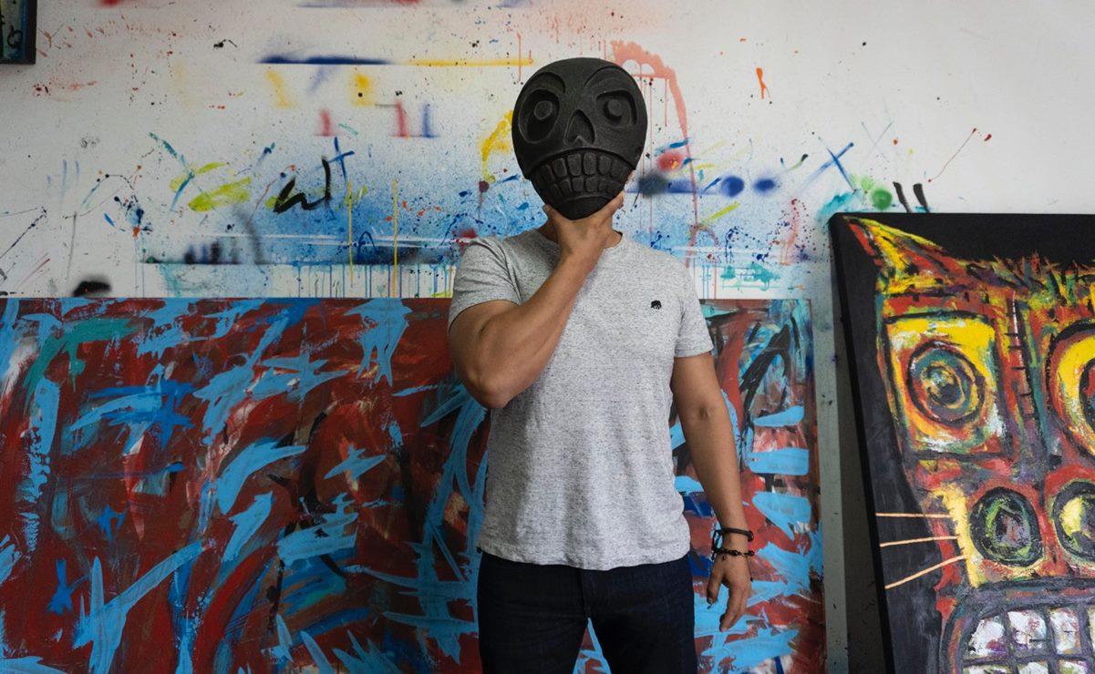 Alexis Caballero: Locura, ira y sonrisas enigmáticas como una ruptura en el arte oaxaqueño
