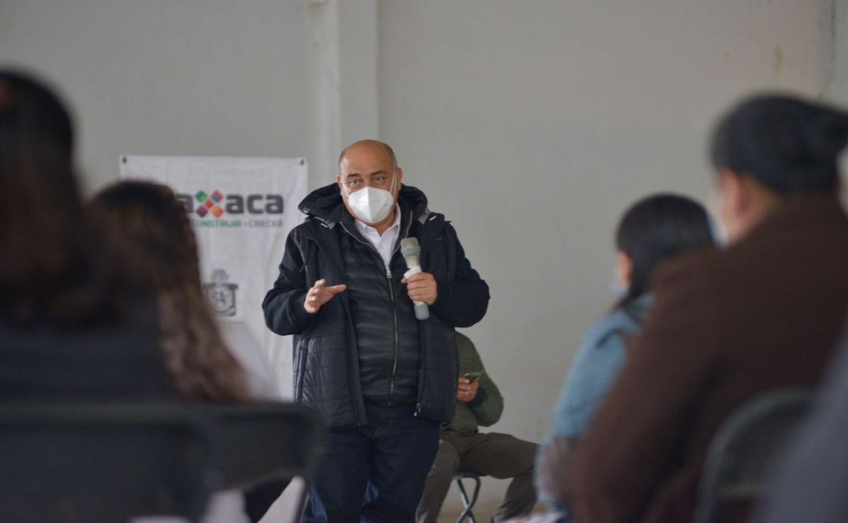 """Regreso a clases en Oaxaca será """"voluntario y en consenso"""" con comunidades, dice el director del IEEPO"""