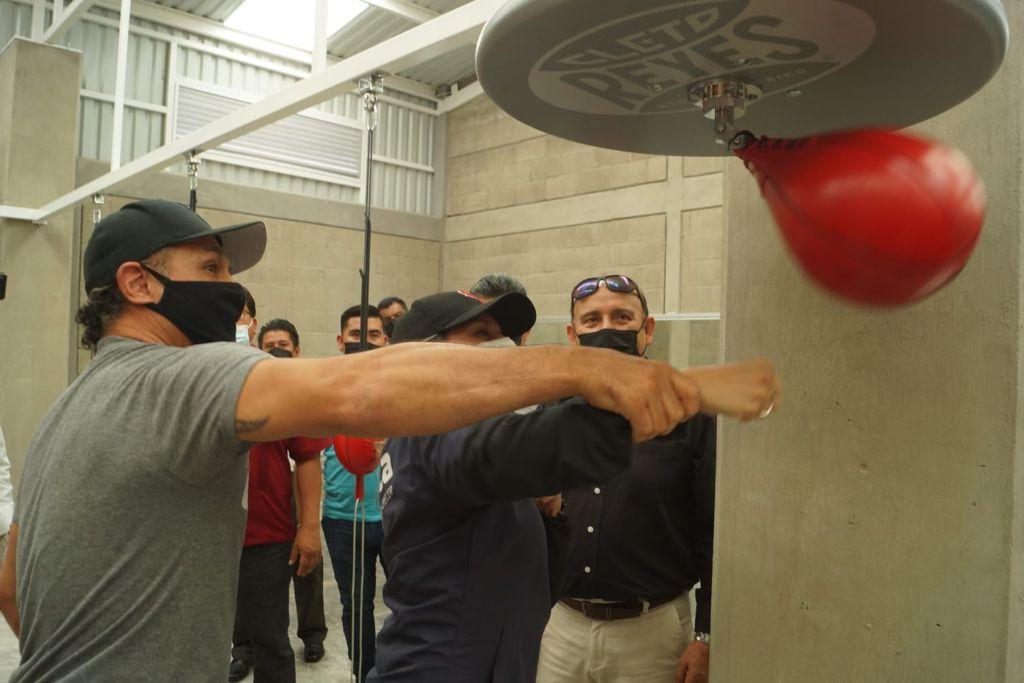 Nace gimnasio en Tlacolula, busca llevar boxeo y artes marciales mixtas a la juventud de Oaxaca