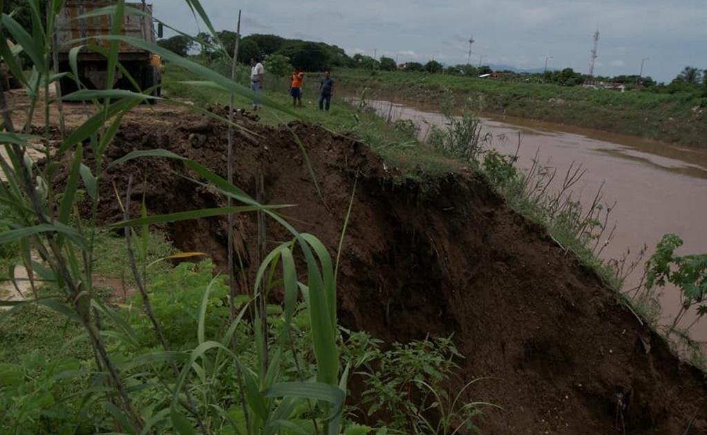 Conagua y Comité de Cuenca del Río Los Perros evalúan daños tras fuertes lluvias