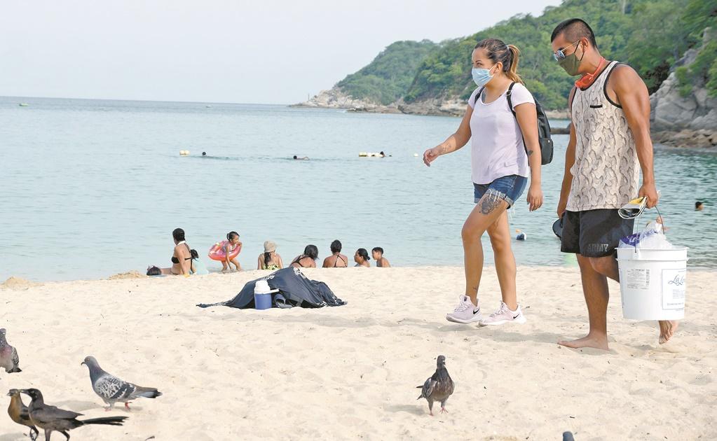 Pese a Covid, Huatulco espera derrama económica de mil 506 mdp para temporada vacacional