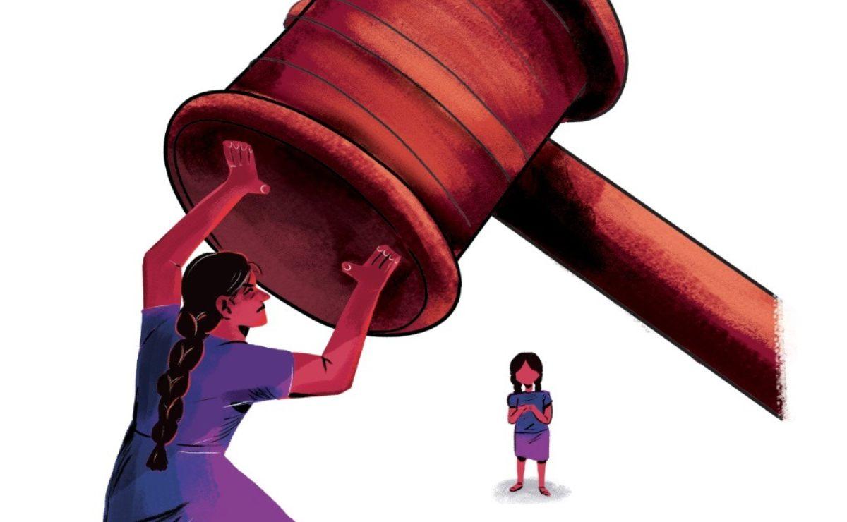 Sin perspectiva indígena ni de género, justicia de Oaxaca castiga a mujer que huyó de su agresor