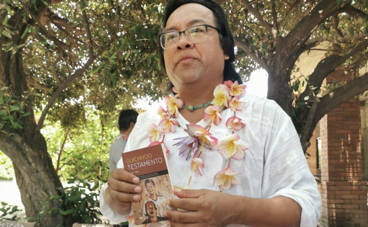 """""""Testamento"""", siete cuentos del escritor zapoteca Víctor Cata sobre muxes discriminados"""