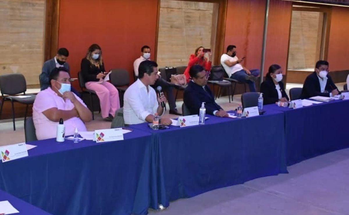 Congresistas exigen a dependencias de Oaxaca aclarar inversión de deuda pública por 3 mil 500 mdp