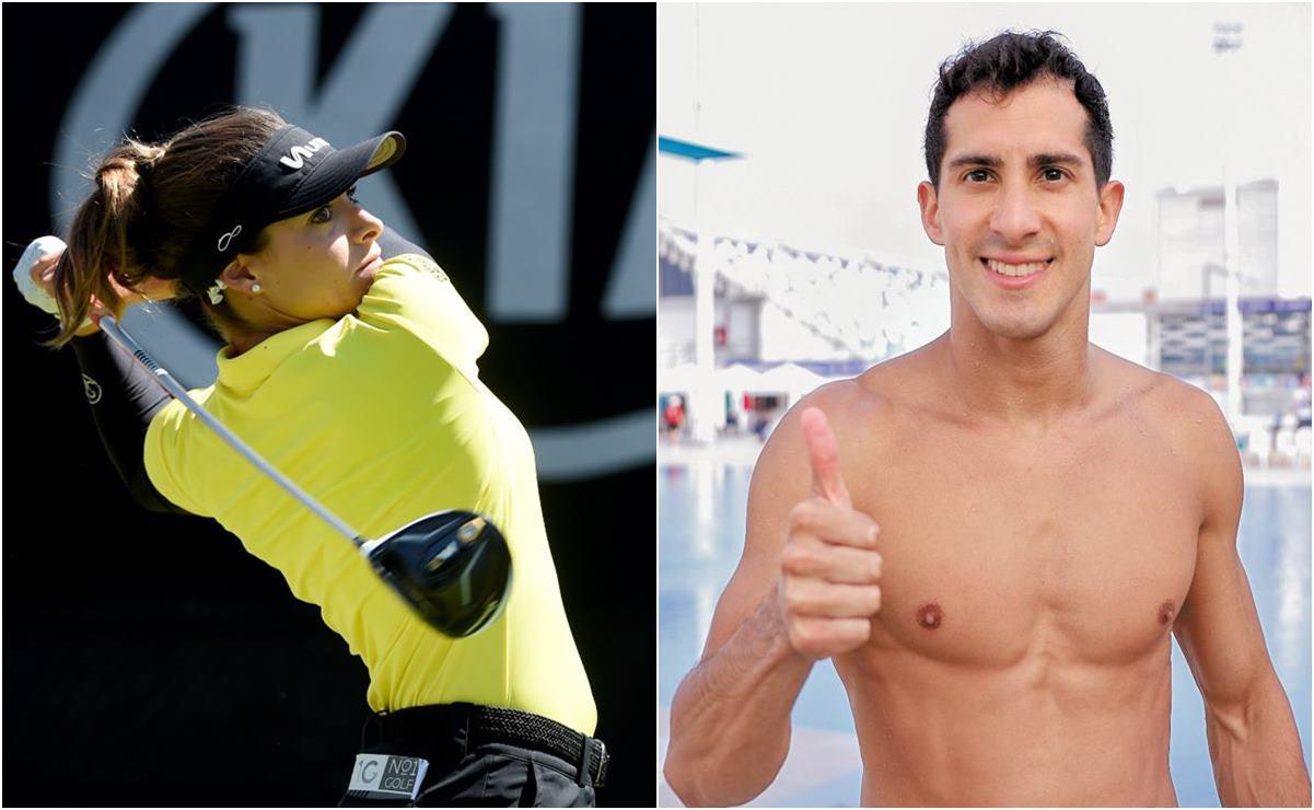 Ellos son los abanderados de México en los Juegos Olímpicos Tokio 2020