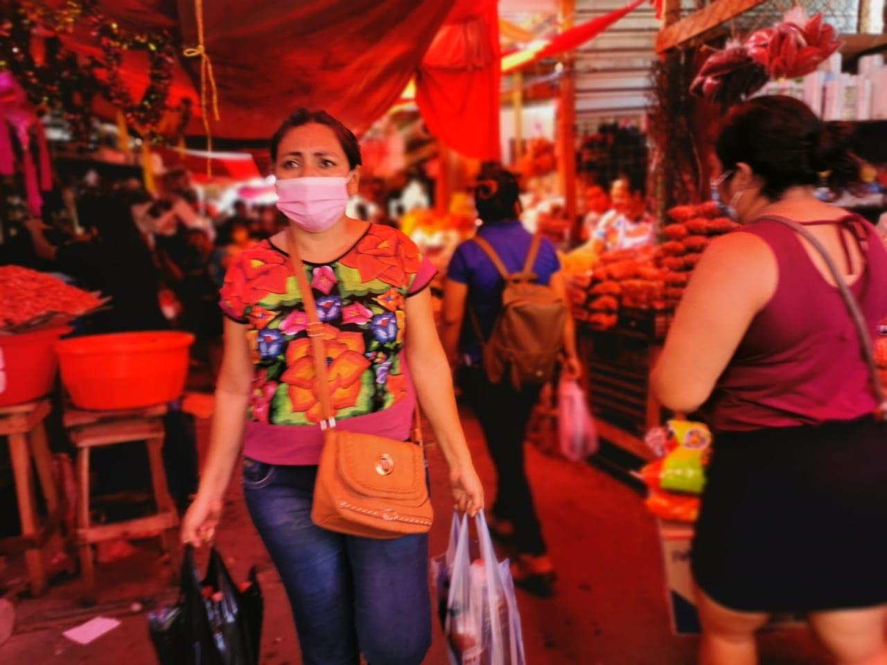 Juchitán entra a semáforo amarillo ante aumento de Covid; Oaxaca reporta 520 casos activos