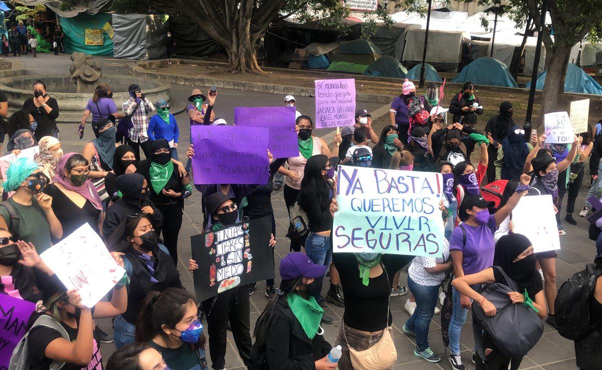 Caen dos hombres por asesinato de Giselle en Tuxtepec, en la Cuenca de Oaxaca