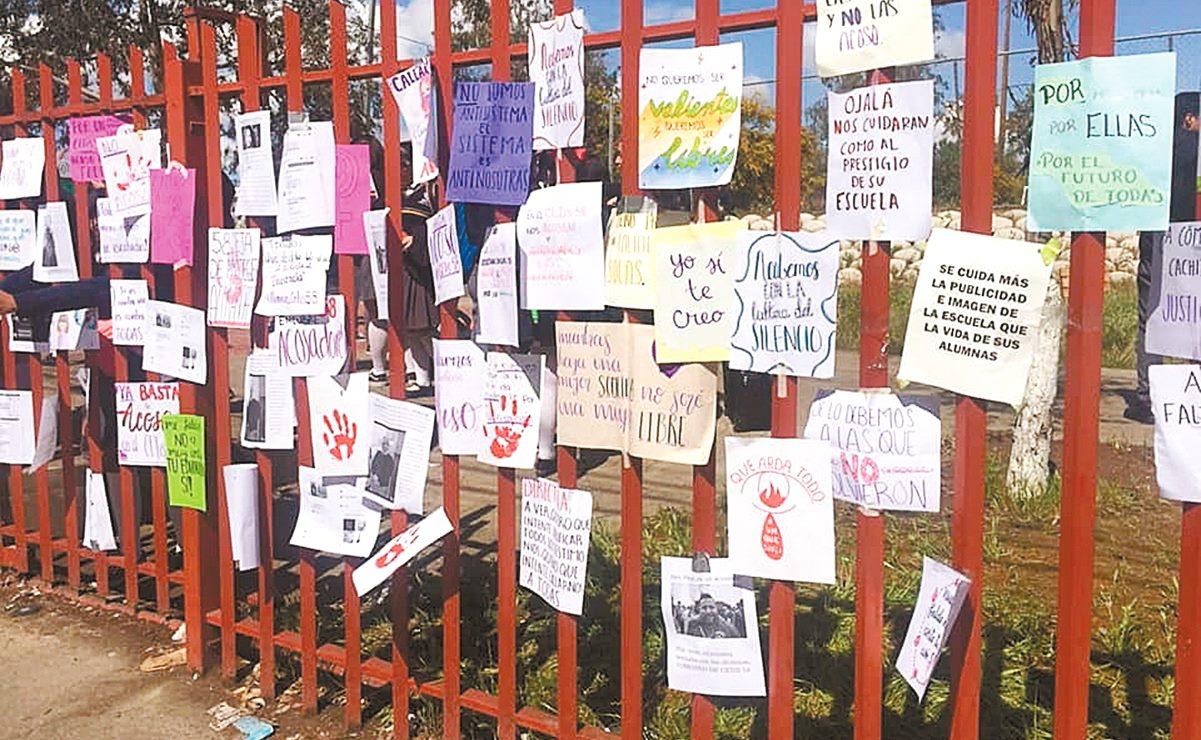 Anuncian demandas contra Mujeres del Riel por tendedero de agresores sexuales en Matías Romero, Oaxaca