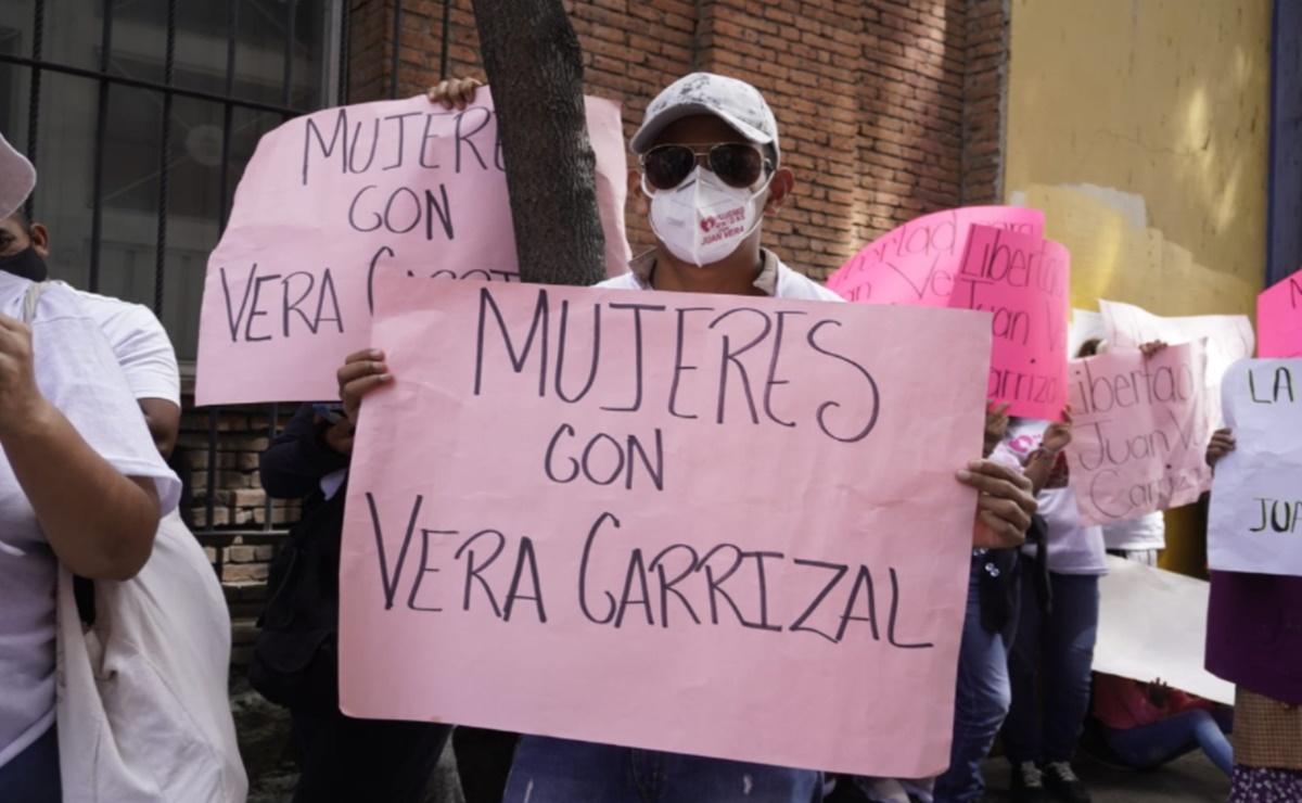 Justicia por ataque de ácido contra María Elena Ríos no se negocia con presión social: Fiscalía de Oaxaca