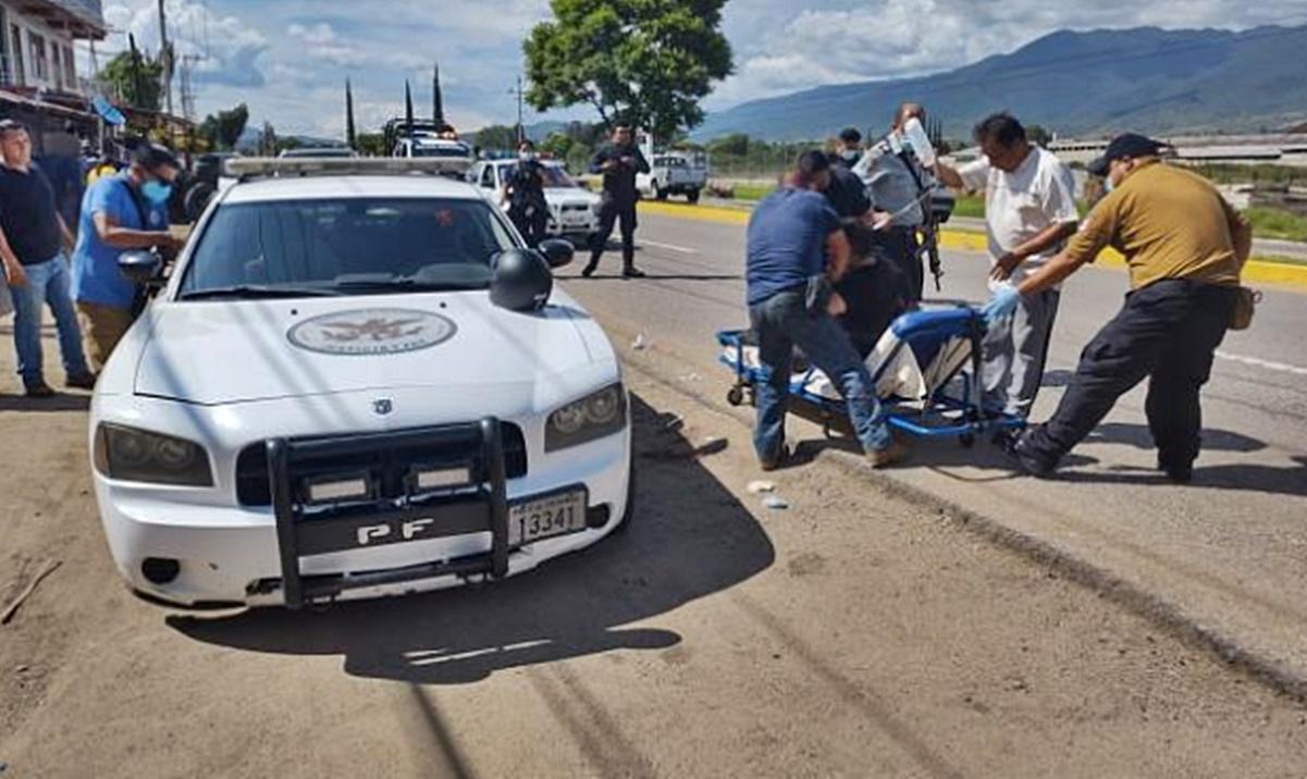Detienen a dos elementos de la Guardia Nacional en Oaxaca por secuestro