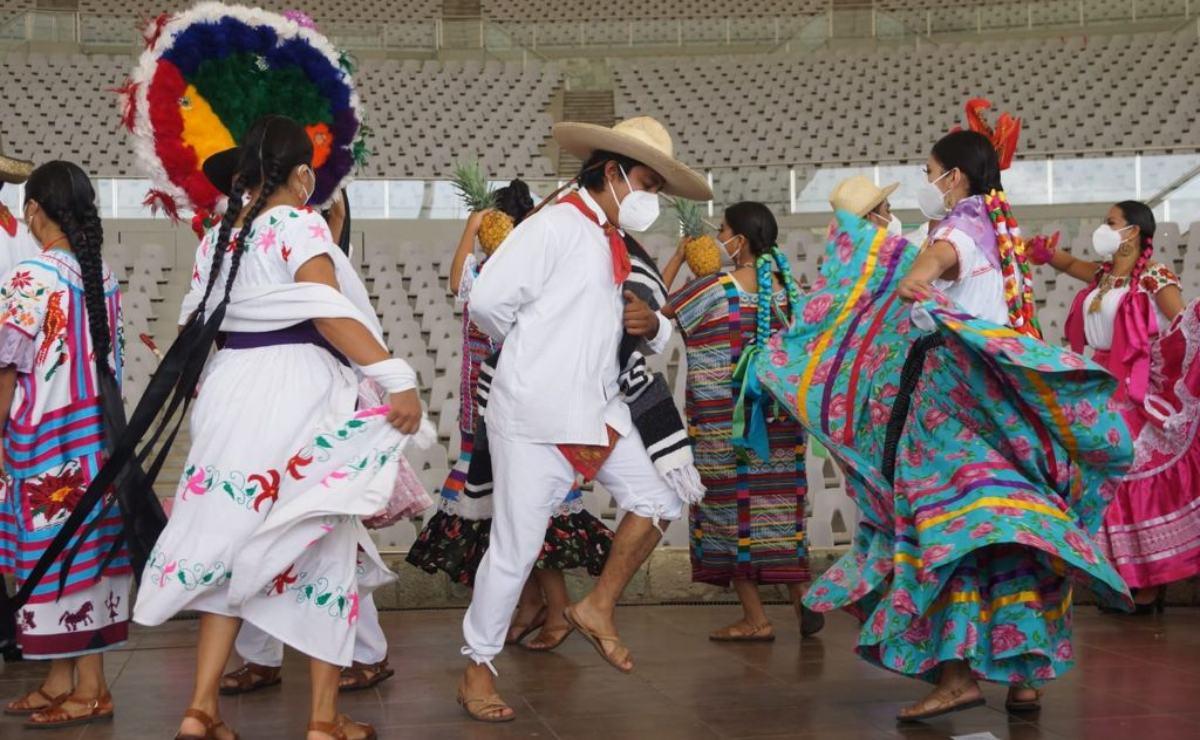 Guelaguetza 2021: Será digital y delegaciones mostrarán sus danzas desde sus comunidades de origen