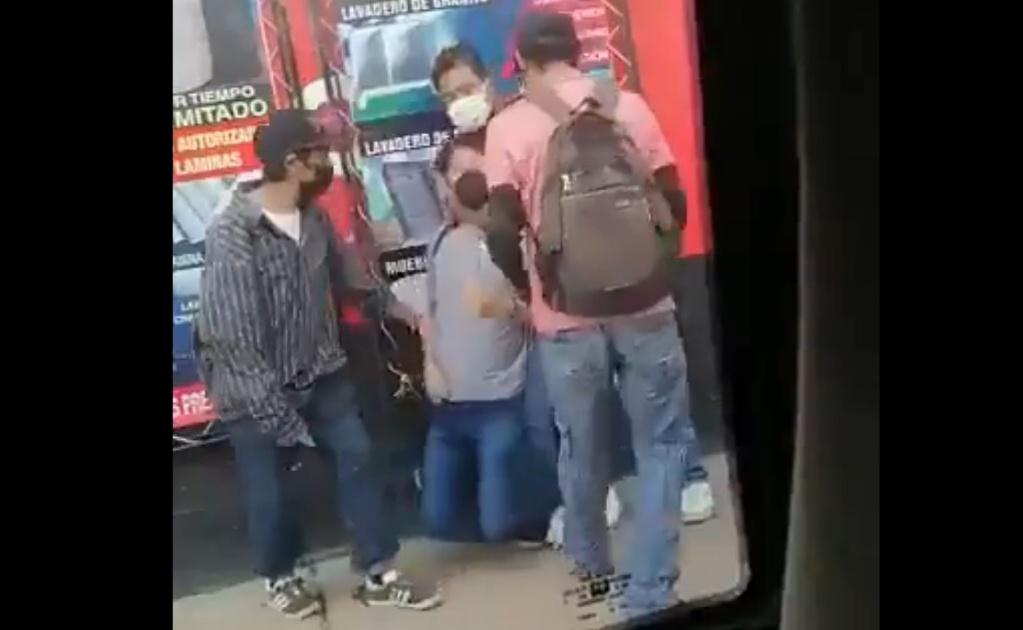Fiscalía de Oaxaca vincula a proceso al segundo presunto implicado en robo de celular en la Central de Abasto