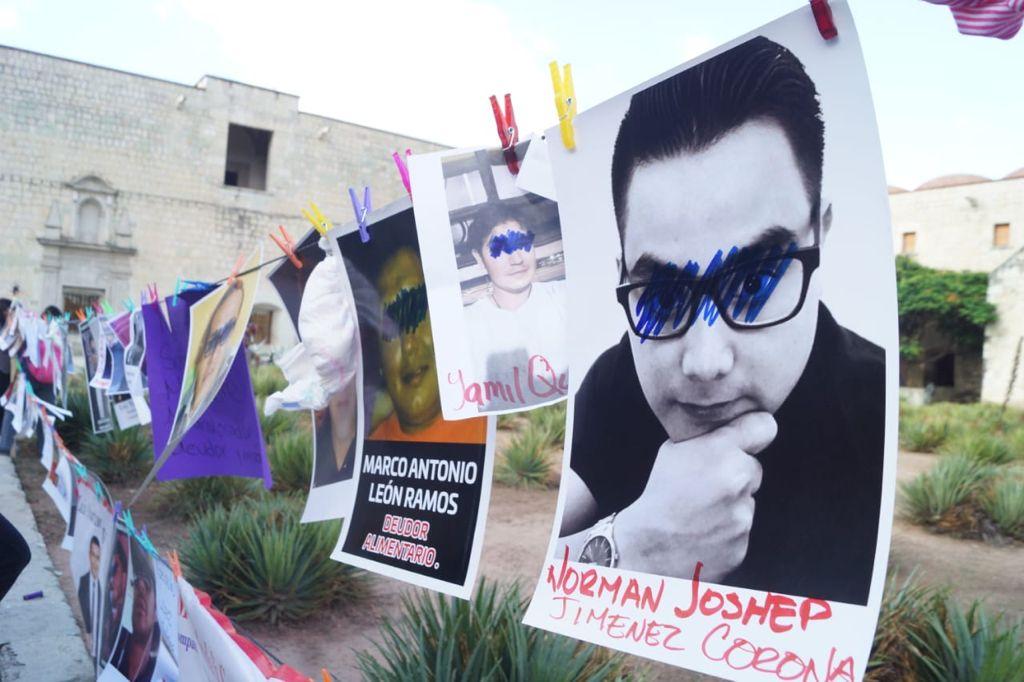 Deudor amenaza a mujer que participó en tendedero de denuncias en Oaxaca; Fiscalía inicia investigación