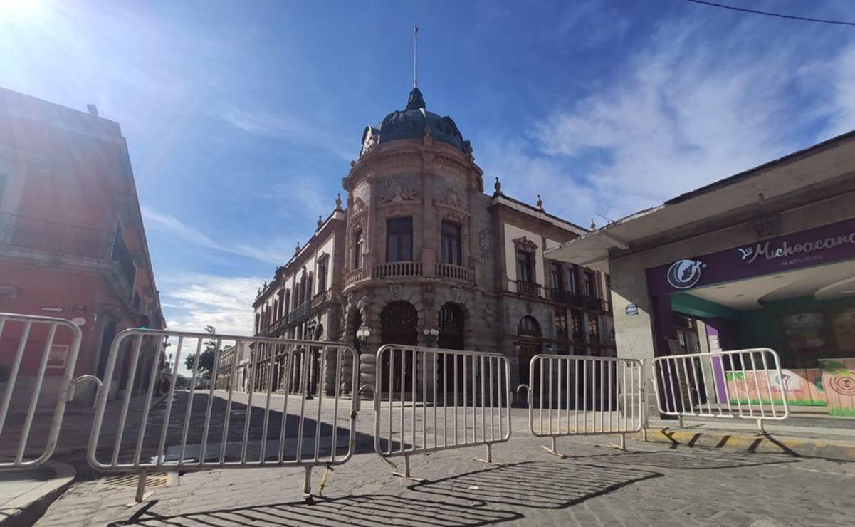 ¿Operativo contra ambulantes en el centro de Oaxaca fue para filmar una película? Esto dice el edil