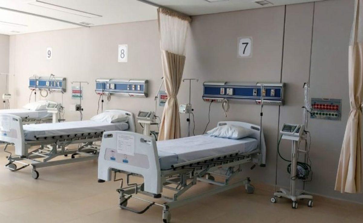 Reconvierten 40 camas más en Salina Cruz ante nuevo aumento de contagios por Covid-19