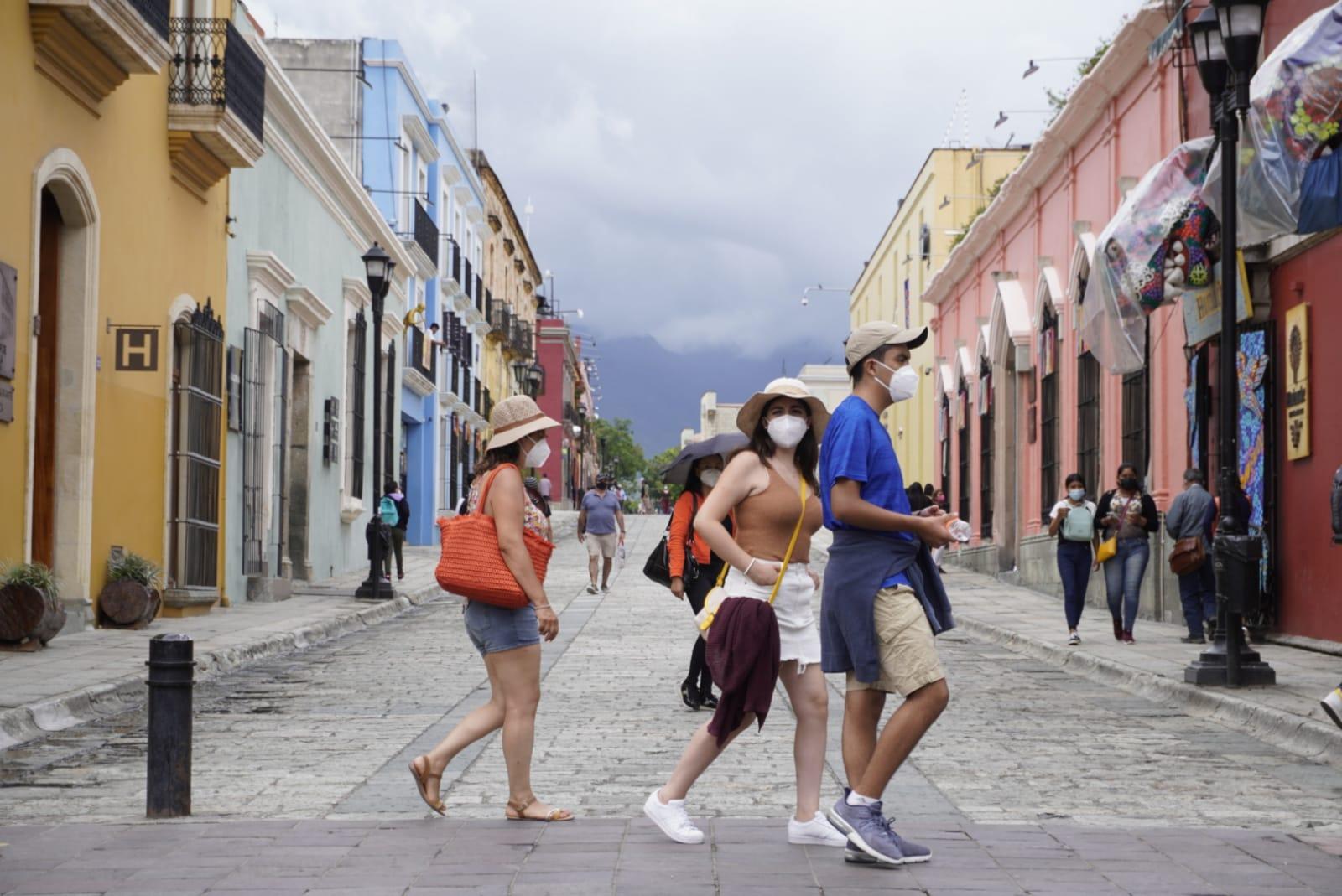 Oaxaca declara semáforo amarillo hasta 1 de agosto; alcanza mil 414 nuevos casos de Covid