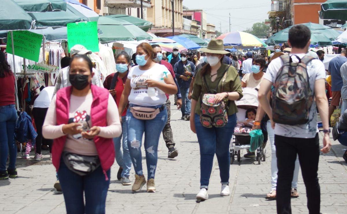 En 6 semanas aumentó casi 10 veces el número de contagios activos de Covid-19 en Oaxaca: SSO