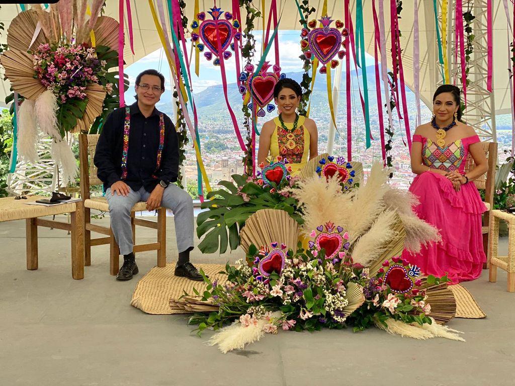 Desde sus regiones, comunidades ofrecen danzas y tradiciones de Oaxaca en la Guelaguetza Digital 2021