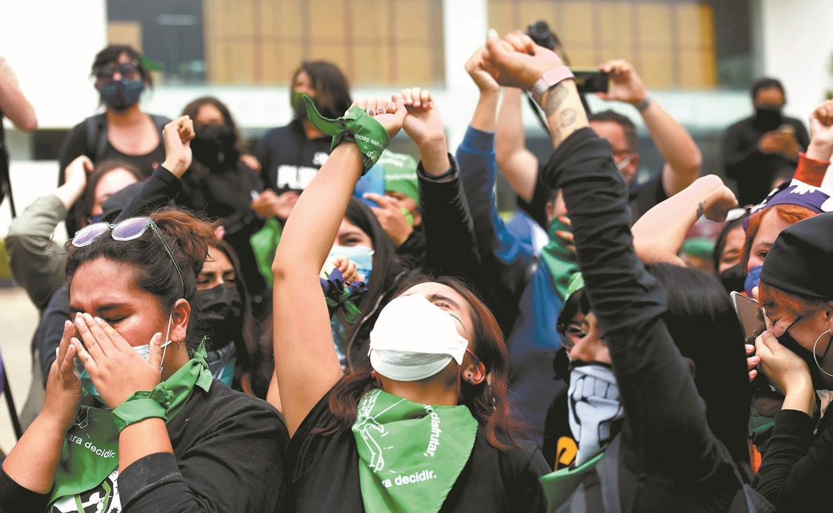 Congreso de Veracruz aprueba despenalización del aborto