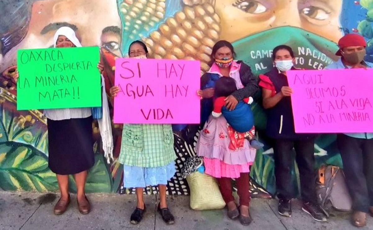 Pobladores de Cuatro Venados, Oaxaca, rechazan ser invasores; conflicto con Cuilápam sigue activo, advierten