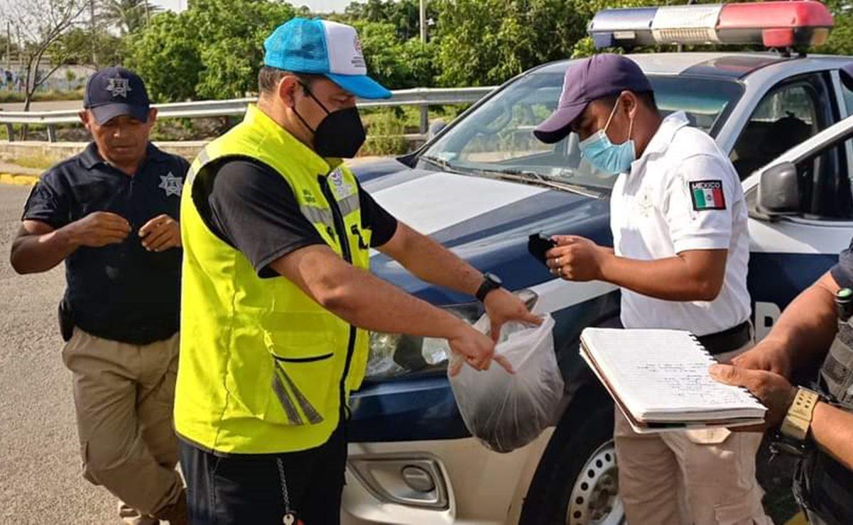 Reactivan filtros sanitarios en Juchitán ante aumento de Covid-19; ya hay disponibles 60 nuevas tumbas