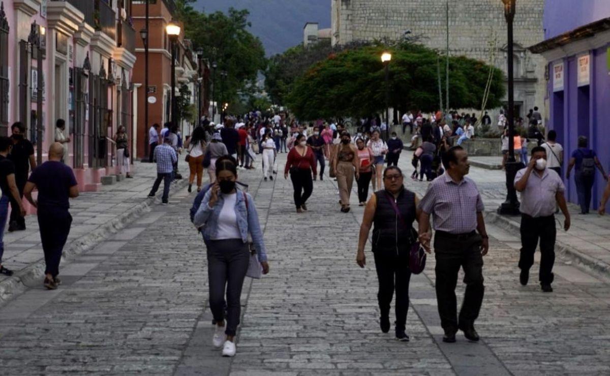 Casos activos y con potencial de contagio de Covid-19 incrementan más de 86% en Oaxaca