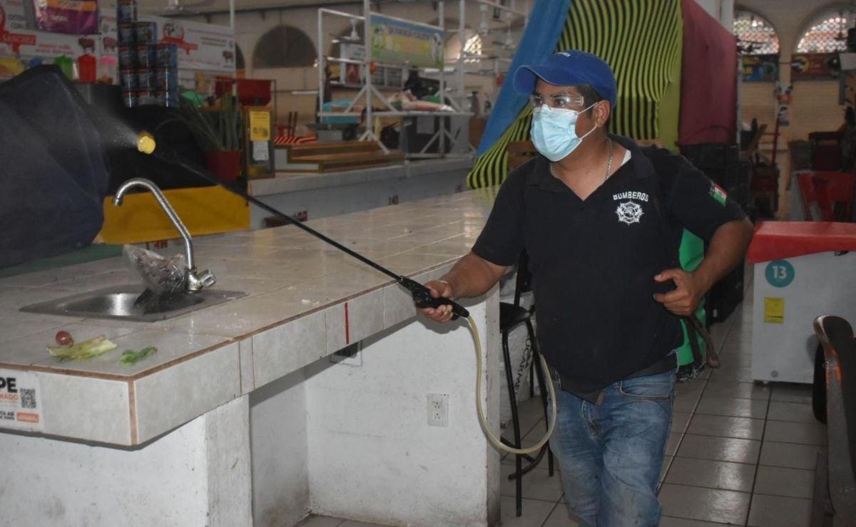Multarán en Salina Cruz, en el Istmo de Oaxaca, hasta con mil 500 pesos a quien no use cubrebocas