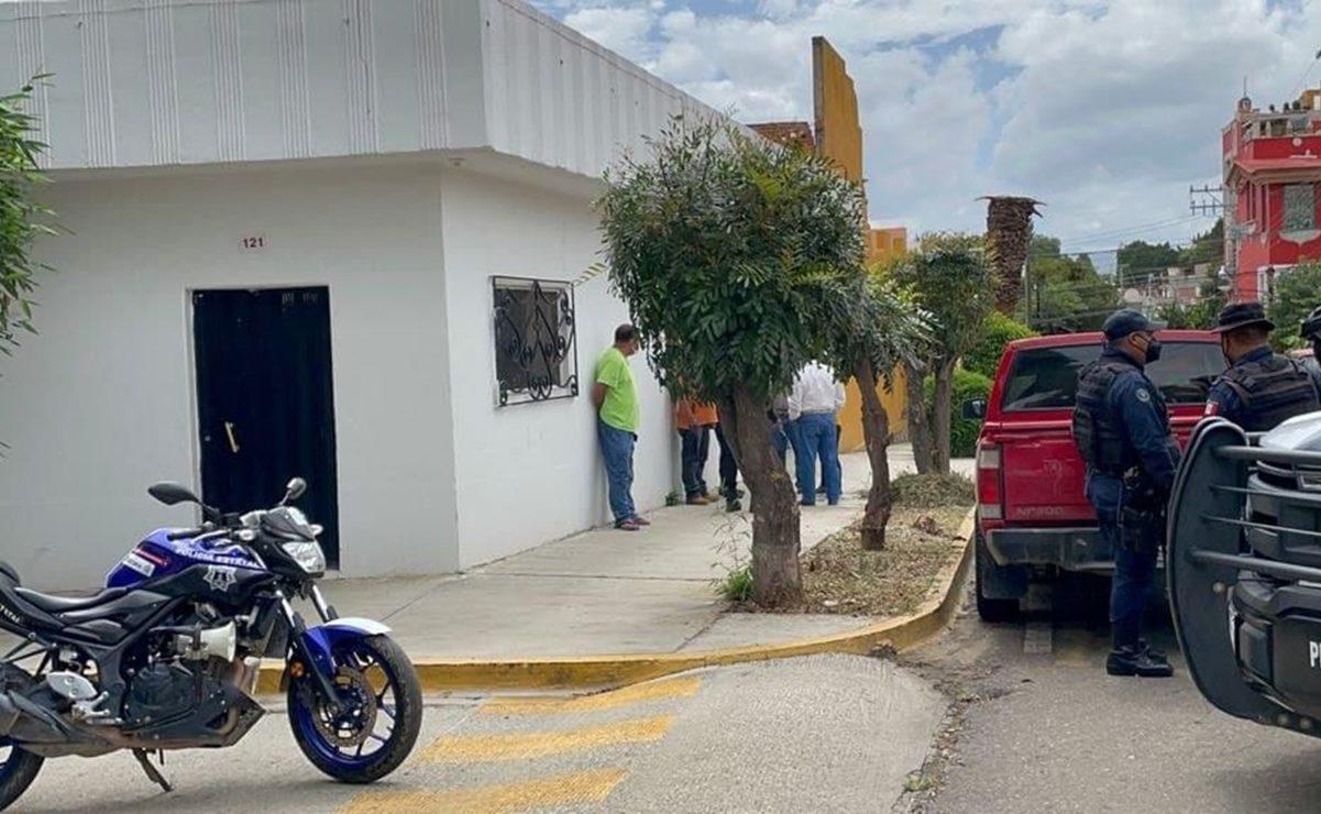 Reportan asalto a hombre que retiró 800 mil pesos en la ciudad de Oaxaca; hay un herido de bala