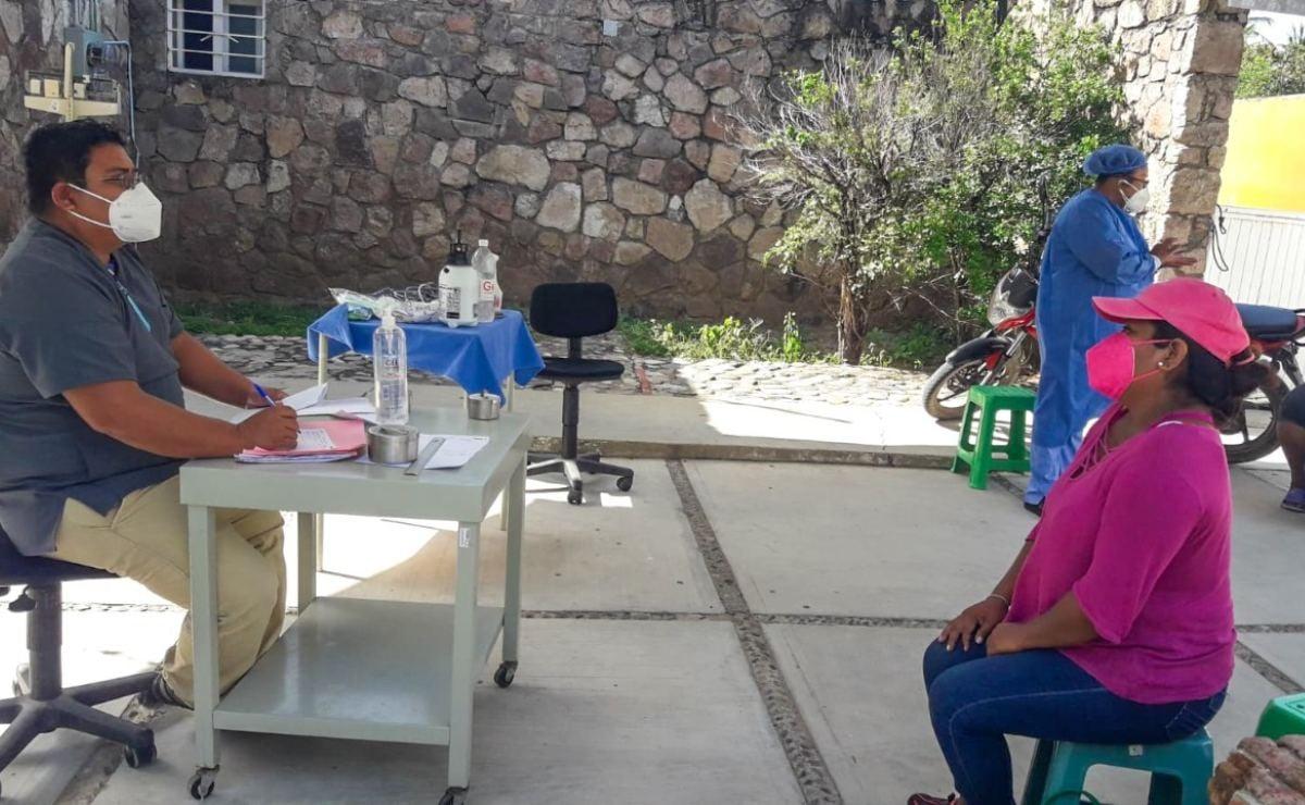 Imponen toque de queda en Magdalena Tequisistlán, Oaxaca, por aumento de casos de Covid-19