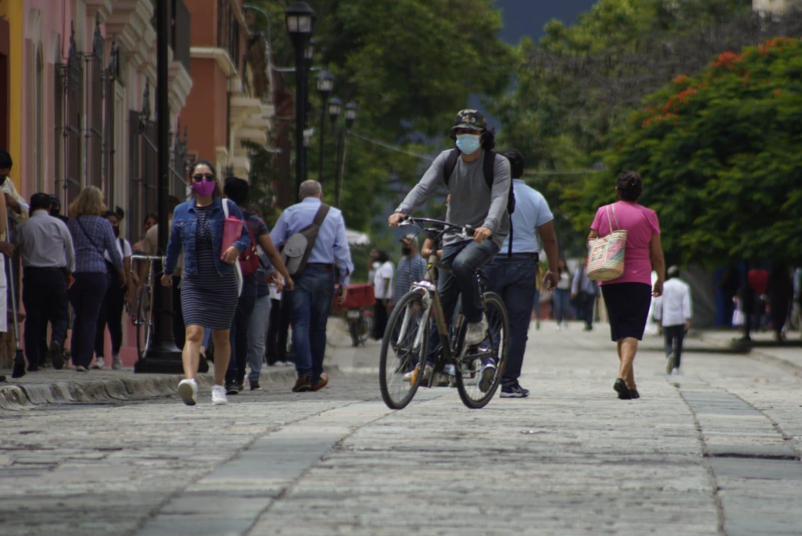 Sigue creciendo número de contagios Covid en Oaxaca; semana concluyó con mil 683 casos