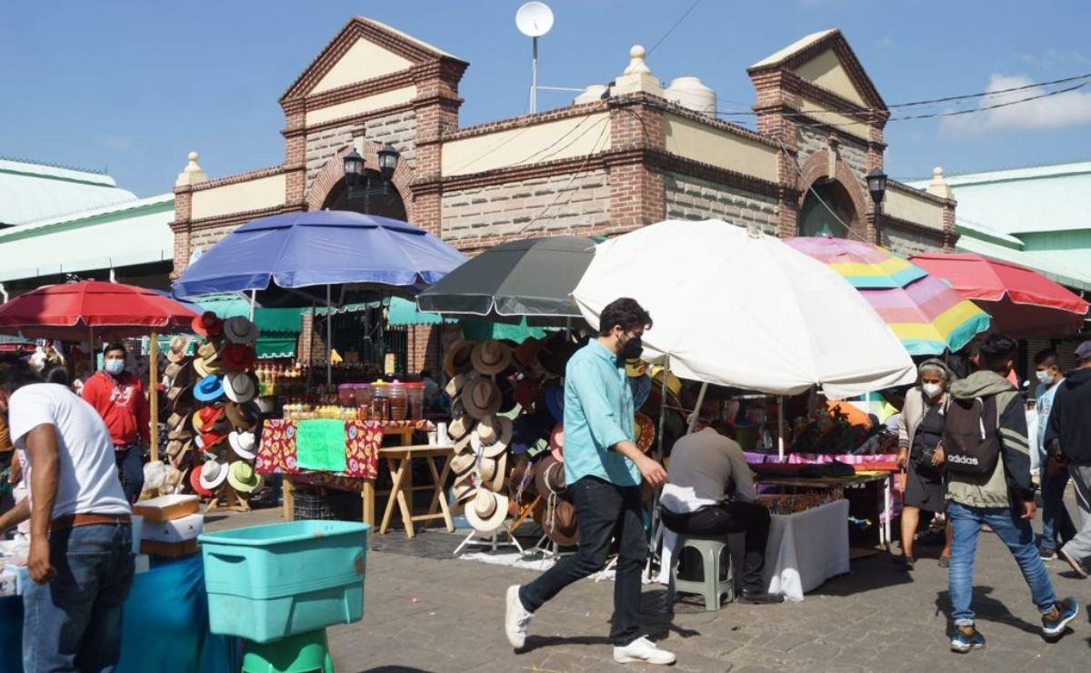 Restauranteros y comerciantes establecidos también exigen retiro de ambulantes del Centro Histórico de Oaxaca
