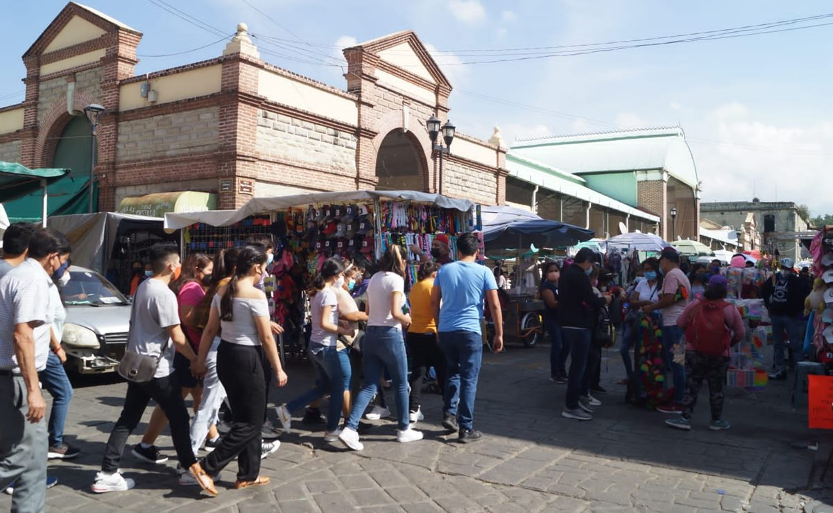 Confirman en Oaxaca 499 casos nuevos de Covid-19 y 2 mil 250 activos, las cifras más altas de la pandemia