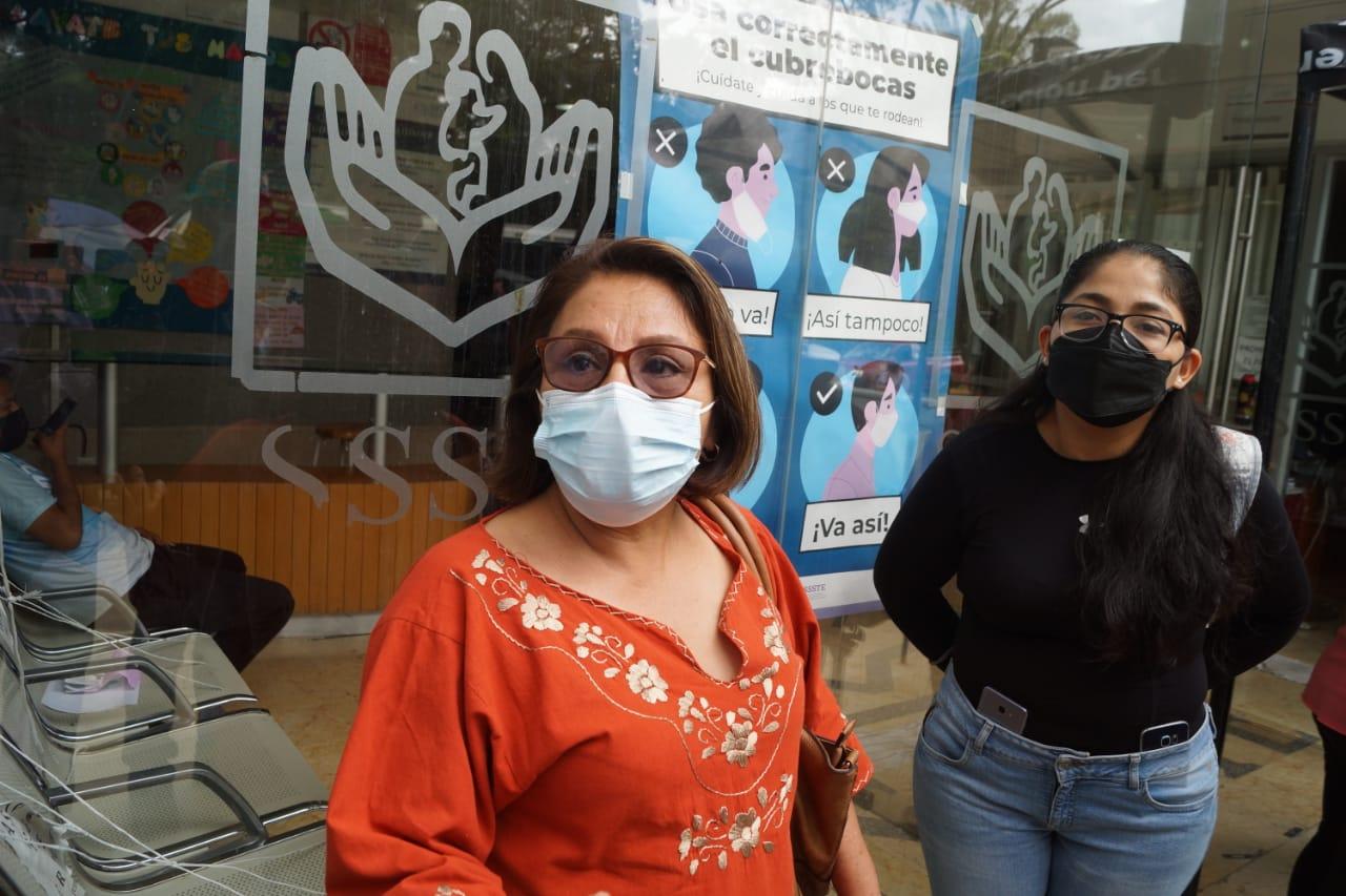 Trabajadoras del ISSSTE denuncian violaciones a derechos laborales en unidad médica de Oaxaca