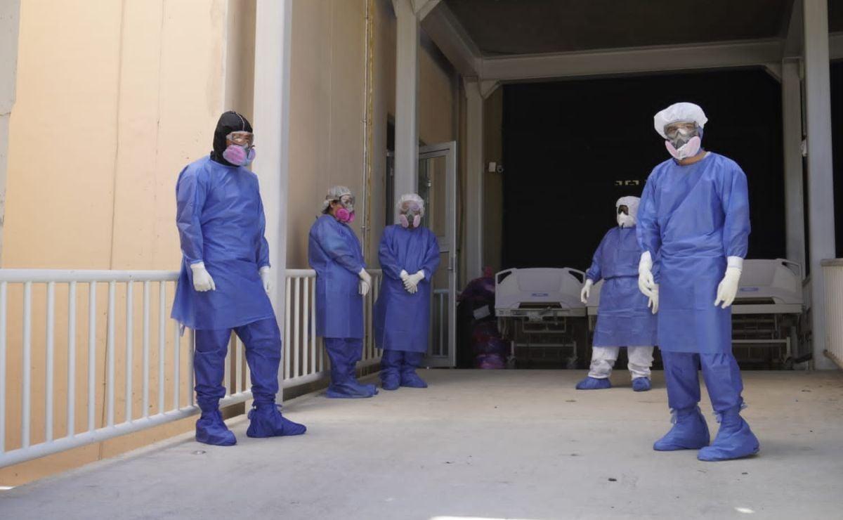Ya son 18 los hospitales de Oaxaca al 100% de ocupación y sin espacio para pacientes de Covid-19